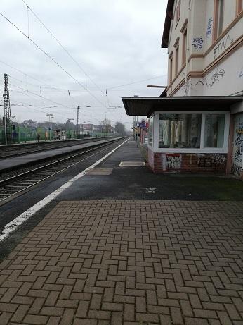 Bahnhof Lang-Göns